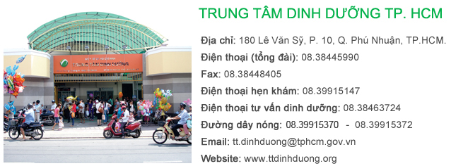 trung tam dinh duong